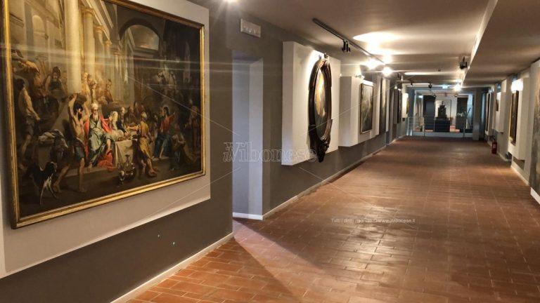 I quadri tolti da palazzo De Riso a Vibo restano alla pinacoteca di Soriano