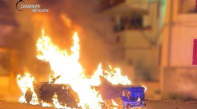 Perseguita l'ex compagna e le incendia l'auto: ai domiciliari 69enne di Nicotera – Video