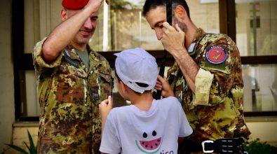 Vibo, bimbi autistici e Cacciatori di Calabria insieme per un giorno – Foto