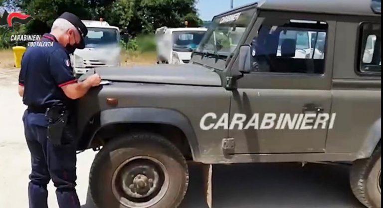 Percolato sversato accanto al torrente, sequestri e denunce a Serra San Bruno – Video