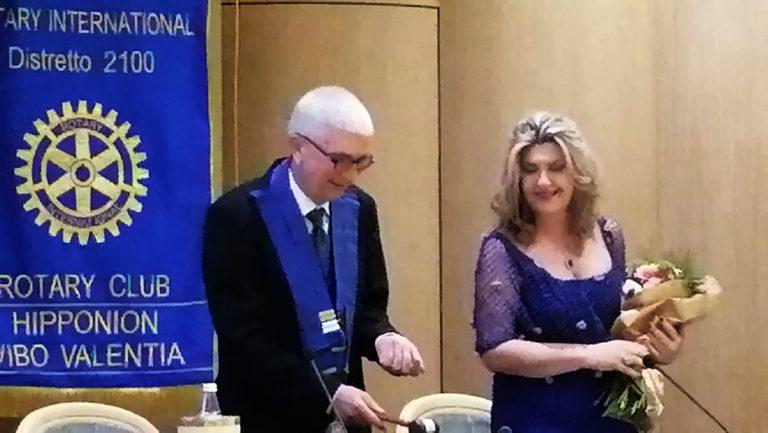 Vibo, cambio alla guida del Rotary Club Hipponion