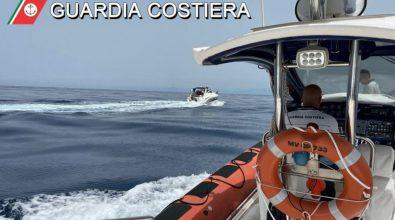 Capo Vaticano, imbarcazione in difficoltà soccorsa dalla Guardia costiera