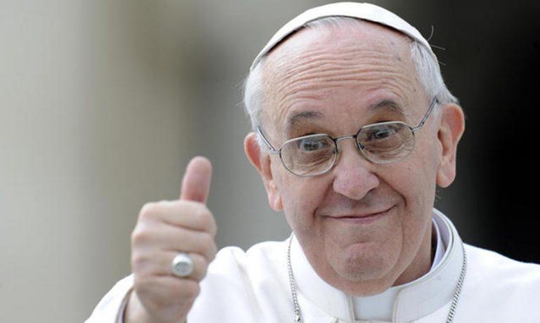Ionadi, il Papa risponde alle lettere ricevute dagli studenti sull'ambiente