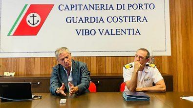 A Vibo Marina passaggio di consegne tra Guardia costiera e Autorità portuale