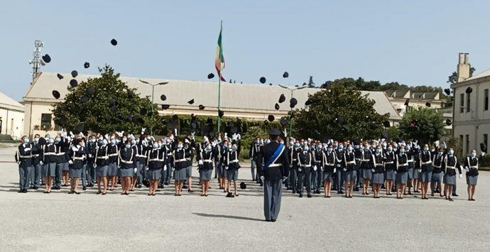 Polizia, giuramento a Vibo per gli allievi del 212esimo corso