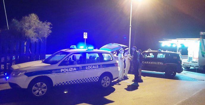 Sicurezza: controlli delle forze dell'ordine a Vibo Marina e Bivona