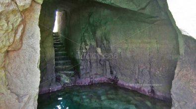 La Calabria delle meraviglie: la grotta dello scoglio di San Leonardo a Tropea – Video