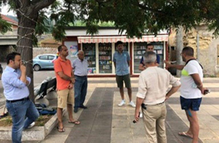 Crisi idrica, Tassone incontra i cittadini di Bivona e Vibo Marina