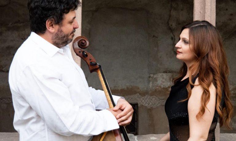 Vibo, all'auditorium Spirito Santo il concerto del duo Trainini-Pontoriero