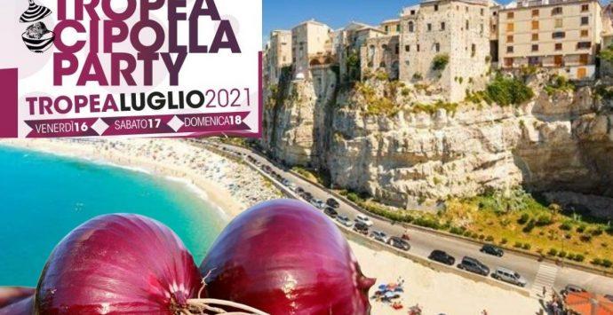 Parte il Tropea cipolla party, convegni e cooking show per la rossa calabrese