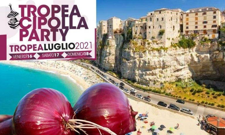 Al via il Tropea Cipolla Party, presentato il programma dell'evento