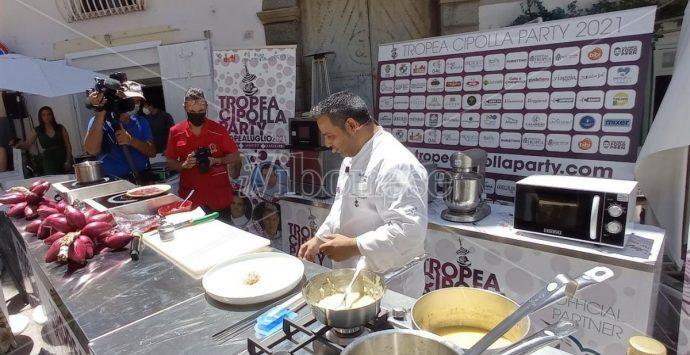 Tropea cipolla party, inizia la festa nel Borgo dei borghi – VIDEO