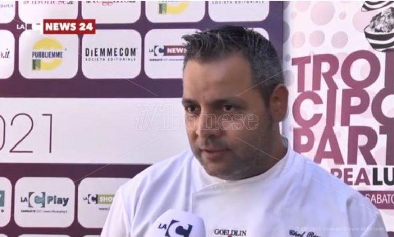 """Tropea cipolla party, lo chef stellato Sculli """"interpreta"""" la Rossa Igp – Intervista"""