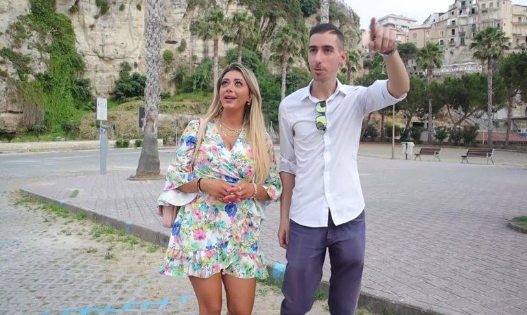 """""""Vento in faccia"""" il videoclip del cantautore Massi Lepera girato a Tropea -Video"""