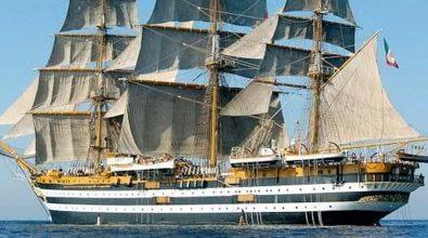 Vibo Marina, cresce l'attesa per la nave-scuola Amerigo Vespucci