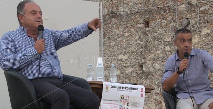 A Rombiolo Nicola Gratteri non scioglie l'enigma sulla sua eventuale destinazione