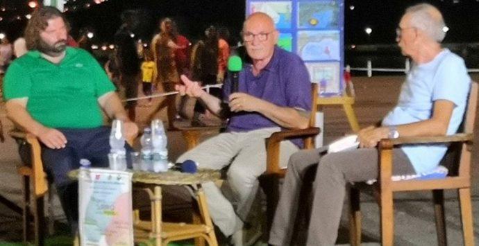 """Vibo Marina, Silvio Greco chiude la V edizione della rassegna """"Ti porto un libro"""""""