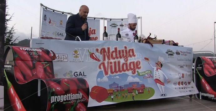 Spilinga: al via da domani la 45esima edizione dello 'Nduja Village -Video