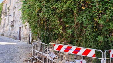Vibo Valentia, oltraggio alla storia: Palazzo Romei cade a pezzi e nessuno interviene
