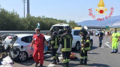 Incidente in autostrada tra Lamezia e Pizzo, intervenuto l'elisoccorso