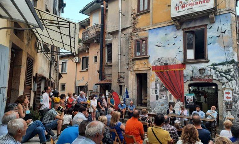 Eventi culturali, successo a Serra San Bruno per l'agosto del Brigante