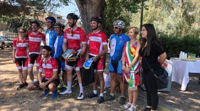Dal Veneto al Vibonese in bici: i 1200 km di solidarietà di quattro ciclisti