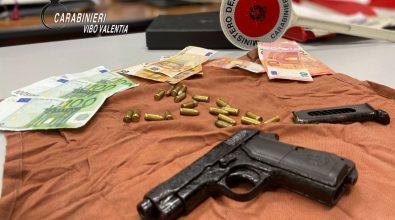 Sant'Onofrio, in auto con una pistola clandestina: arrestato 66enne – VIDEO