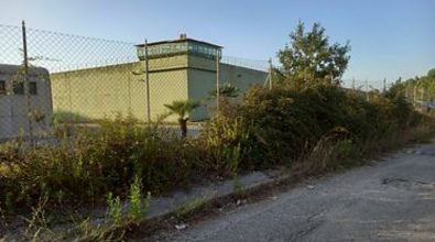 Vibo, nell'area del carcere degrado e sporcizia: residenti esasperati