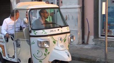 Regionali, il popolo del polo civico a Nicotera con De Magistris: «Cambierà la Calabria» – Video