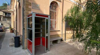 "A Gerocarne arriva ""Leggicom"", la cabina telefonica che fa da biblioteca"