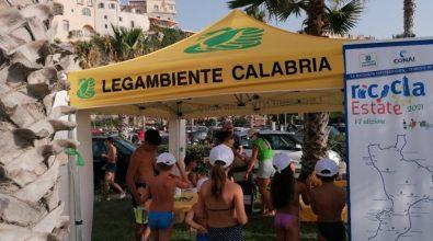 Ricicla Estate a Tropea per sensibilizzare sulla corretta raccolta differenziata