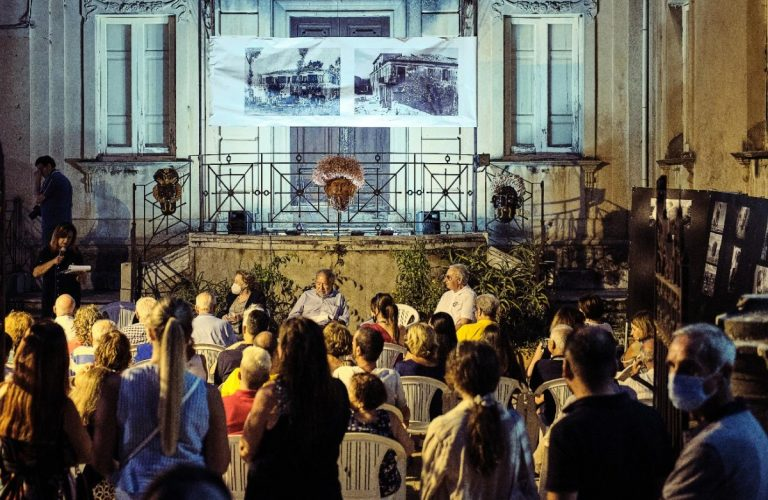 Storia e identità, a San Costantino di Briatico serata dedicata alla fotografia