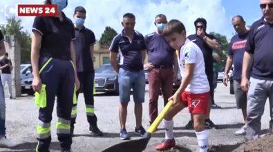A Sant'Onofrio festa dello sport nel segno della legalità -VIDEO