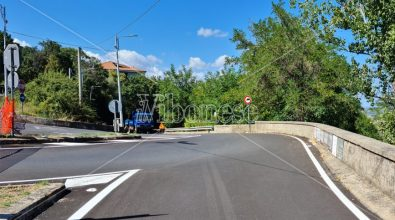 Vibo, la strada per Longobardi chiusa per i lavori di metanizzazione