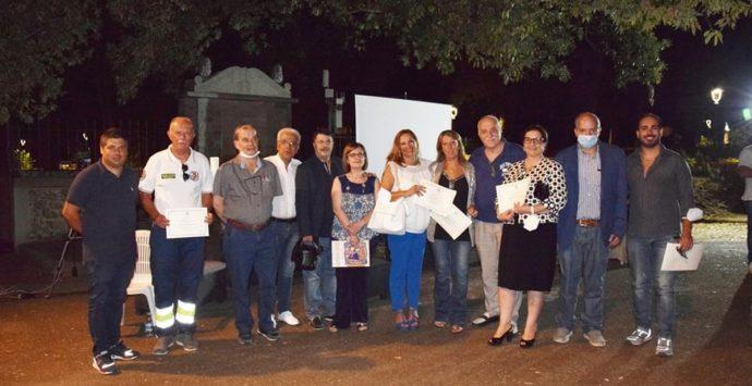 A Vallelonga premio a medici, infermieri e volontari in prima linea contro il Covid