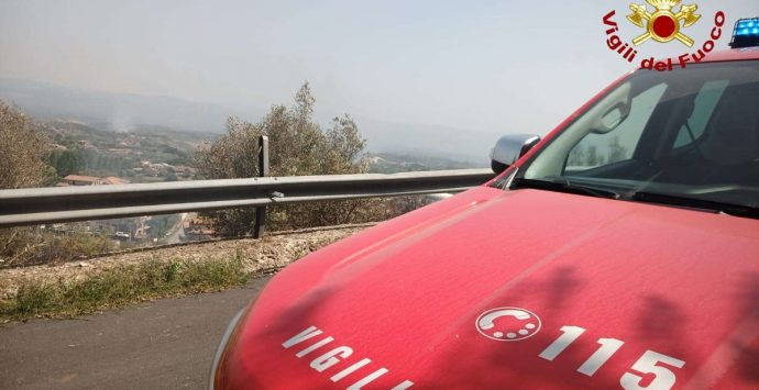 Calabria in fiamme, Paolillo (Wwf): «Da noi chi vuole brucia. E nessuno pagherà»