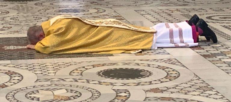Diocesi di Mileto, Attilio Nostro ordinato vescovo nella Basilica di San Giovanni in Laterano