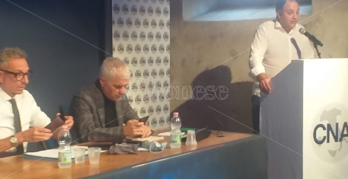 Il vibonese Cugliari presidente regionale Cna: gli auguri di Bruno Calvetta