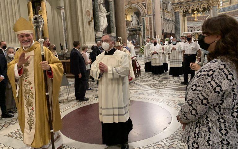 Diocesi di Mileto, Dalila Nesci: «Salutiamo con grande gioia il vescovo Nostro»