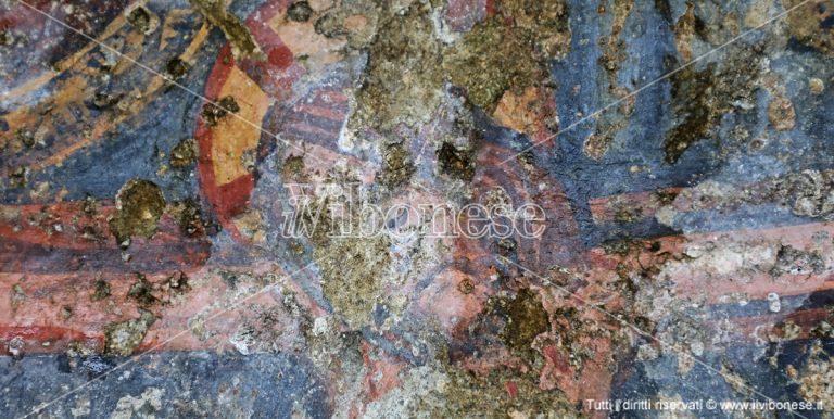 "A Drapia la grotta di ""Santo Liu"" custode di affreschi bizantini-Video"