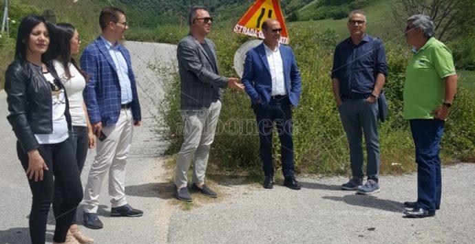"""Interruzione lavori sulla """"Mileto-Dinami"""", la delusione del Comitato civico"""