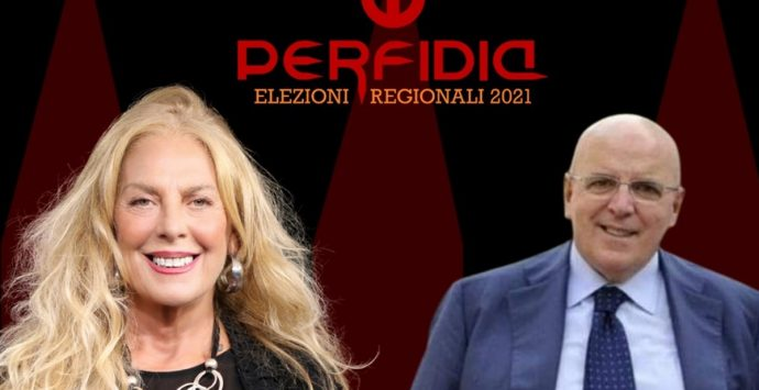 Regionali, stasera Oliverio sulla (s)comoda poltrona di Perfidia