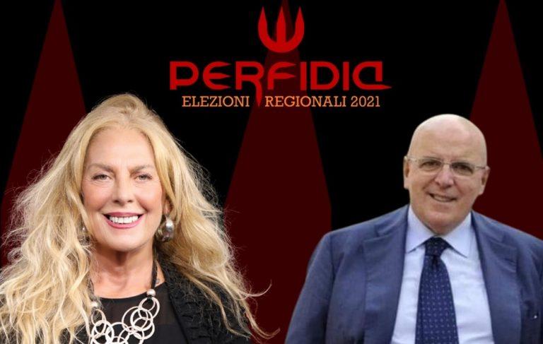 Regionali, Oliverio sulla (s)comoda poltrona di Perfidia