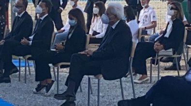 Nuovo anno scolastico: il Capo dello Stato Mattarella è arrivato a Pizzo – Video