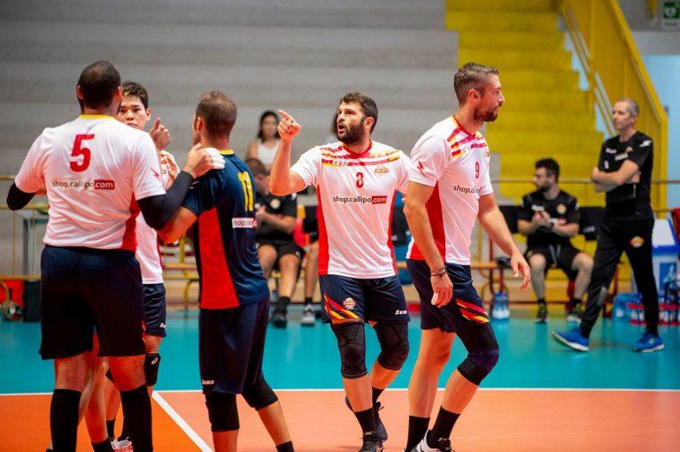 Tonno Callipo Volley, l'8 ottobre la presentazione della squadra 2021/2022