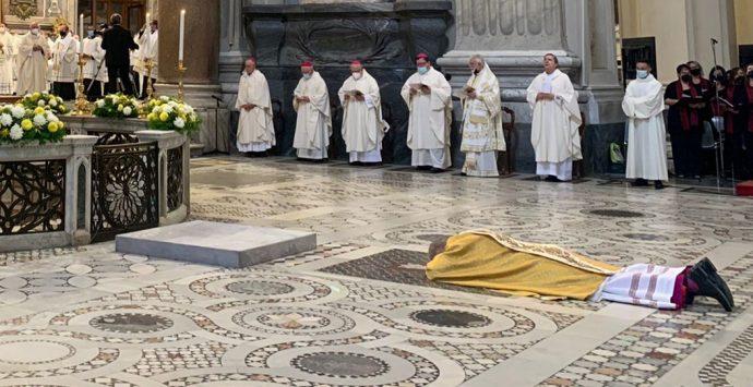 Diocesi di Mileto, le prime parole da vescovo di monsignor Attilio Nostro