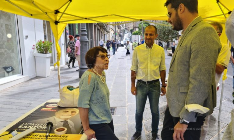 Regionali, Amalia Bruni a Vibo: «Sanità devastata da commissariamento e politica»