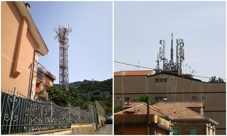 Antenne a Vibo, la denuncia di Pisani (M5s): «Nessun controllo su questi mostri»