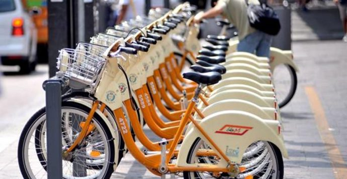 Progetto Bike Sharing a Vibo: escluse le frazioni marine