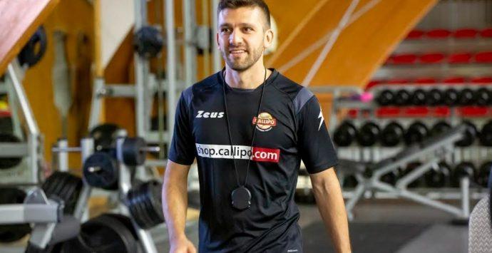 Volley, Castelli nuovo preparatore atletico della Tonno Callipo